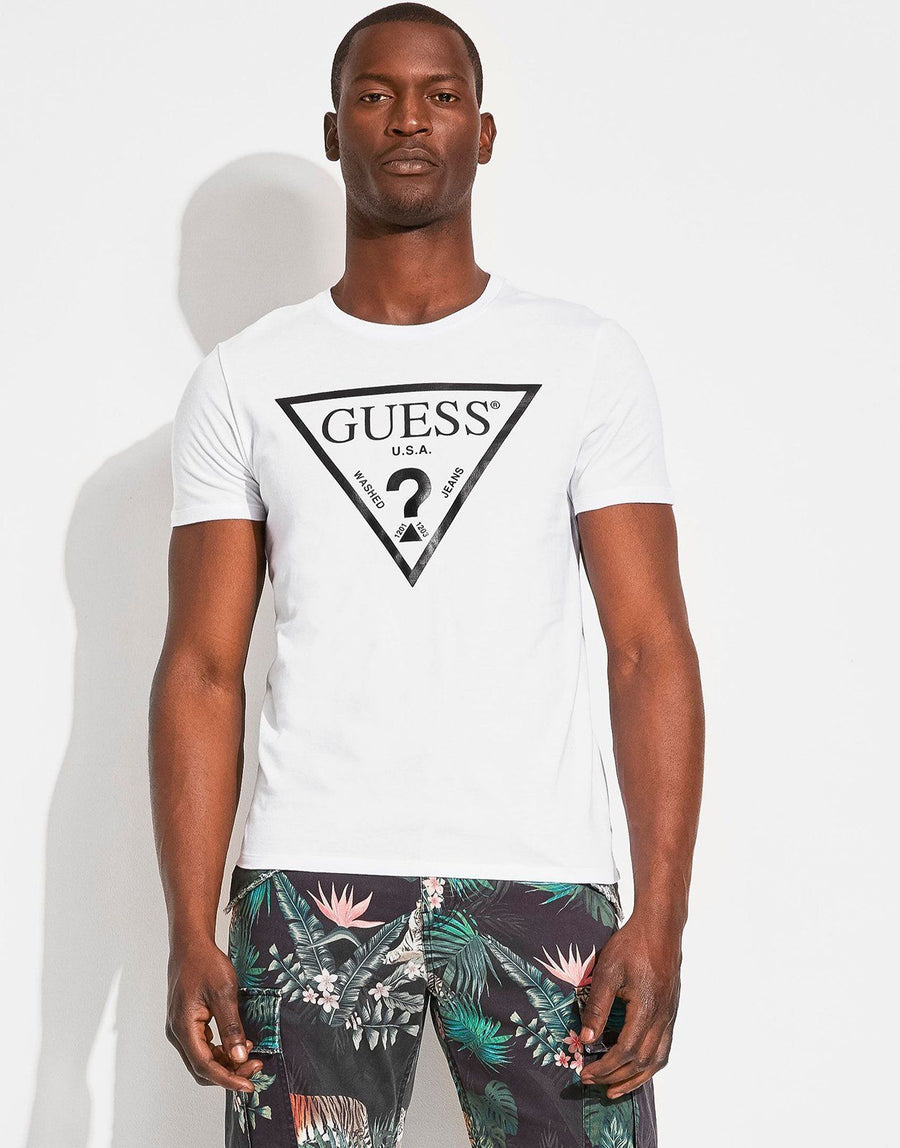 Guess Iconic Triangle T-Shirt