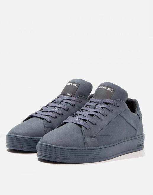 Replay Council Blue Sneaker
