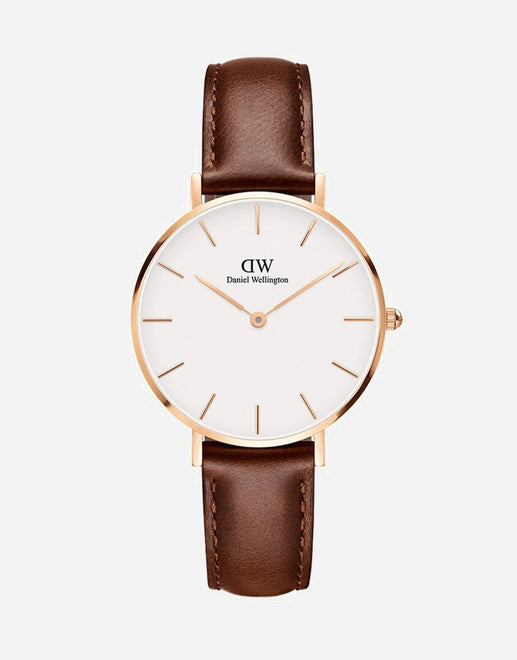 Daniel Wellington Mawes Rg White Watch - Subwear