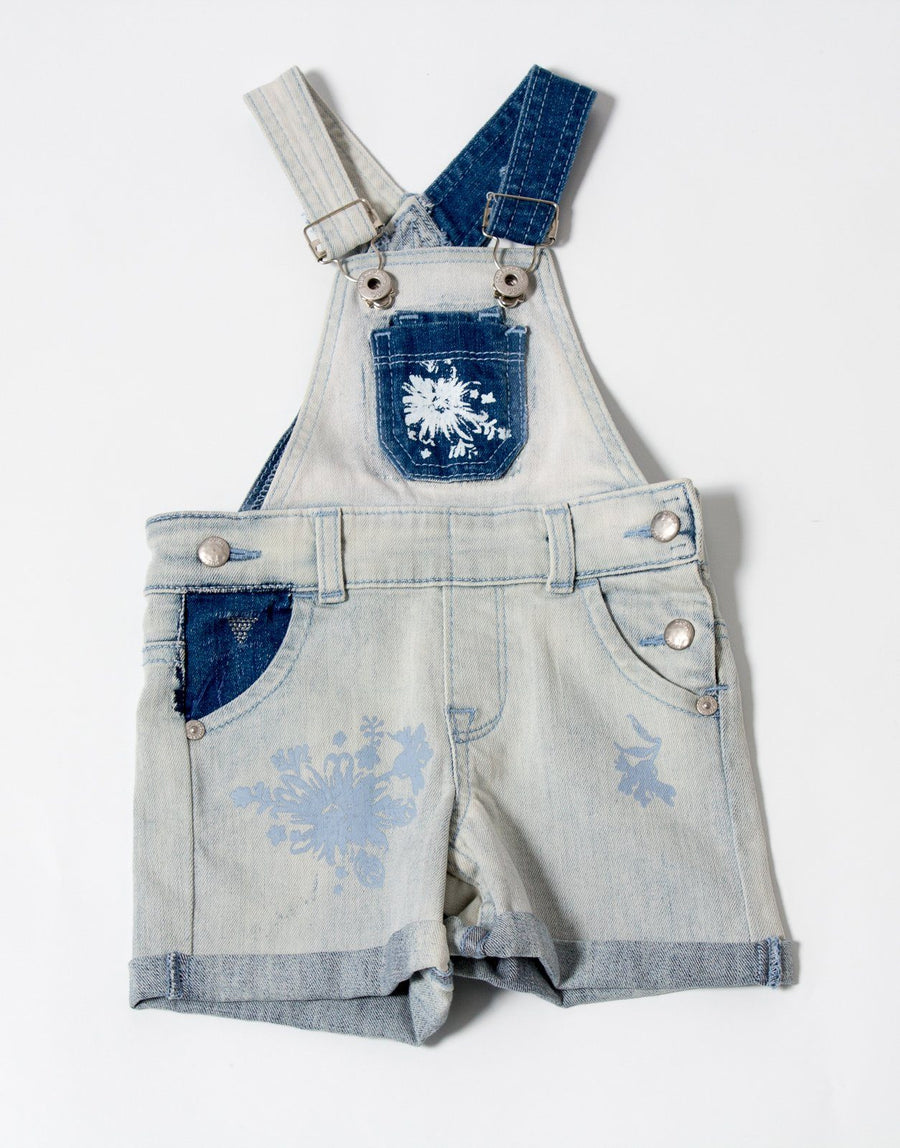 Guess Girls Stone Dungaree - Subwear