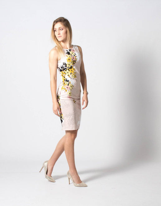 Guess Ladies Flower Dress - Subwear