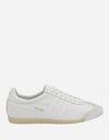 Gola Harrier White Sneakers - Subwear