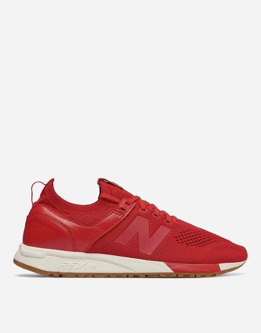 New Balance 247 Lifestyle Red Sneaker