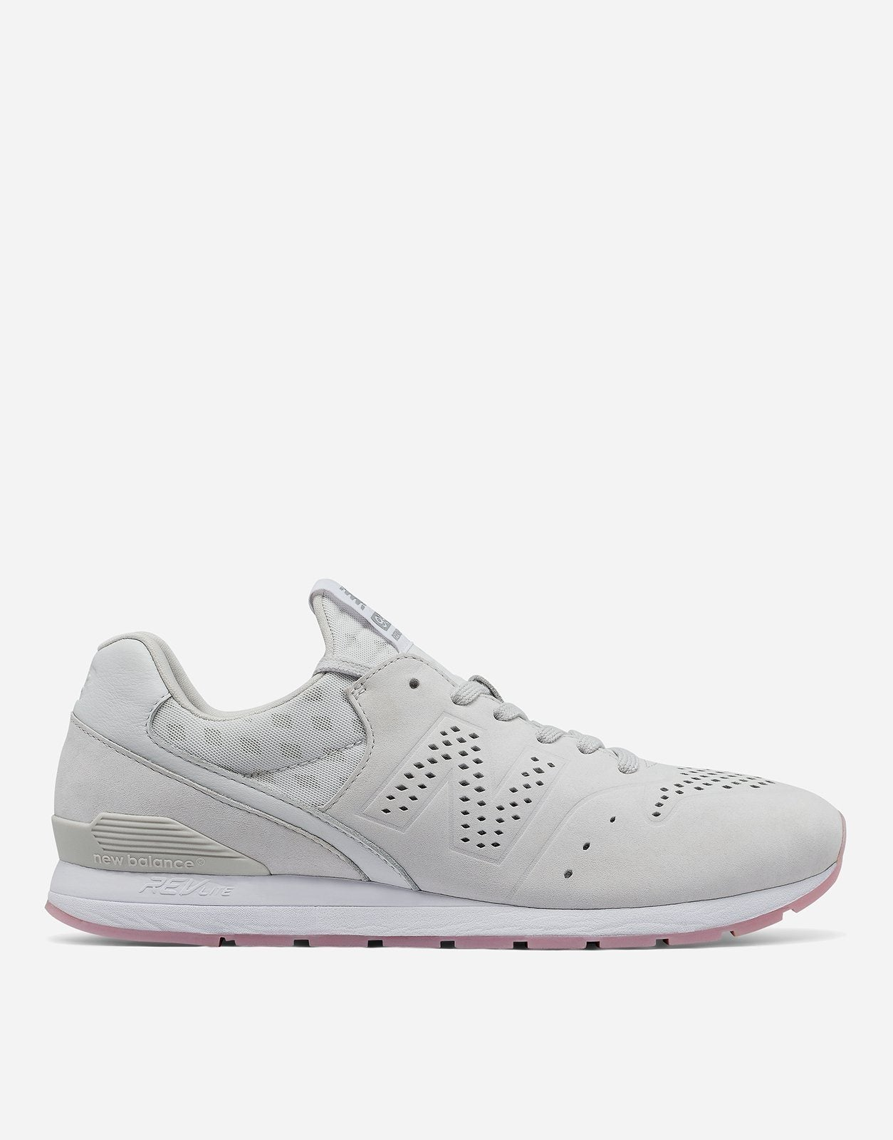 huge selection of f7ccd 8f701 New Balance Lifestyle White Sneaker