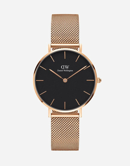 Daniel Wellington Melrose 32Mm Blk Watch Watch - Subwear