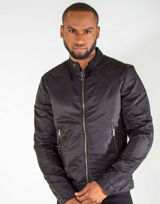 Vialli Jacket Black