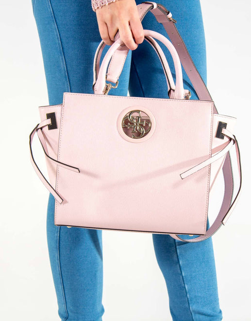 Guess Open Road Satchel Bag