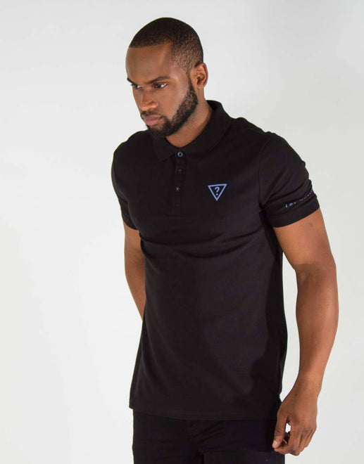 Guess Polo Shirt Black