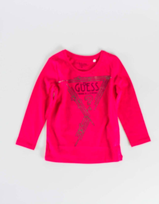 Guess Kids Popstar Tri T-Shirt