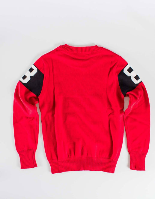 449d19c14b Replay Red Boys Jersey Replay Red Boys Jersey