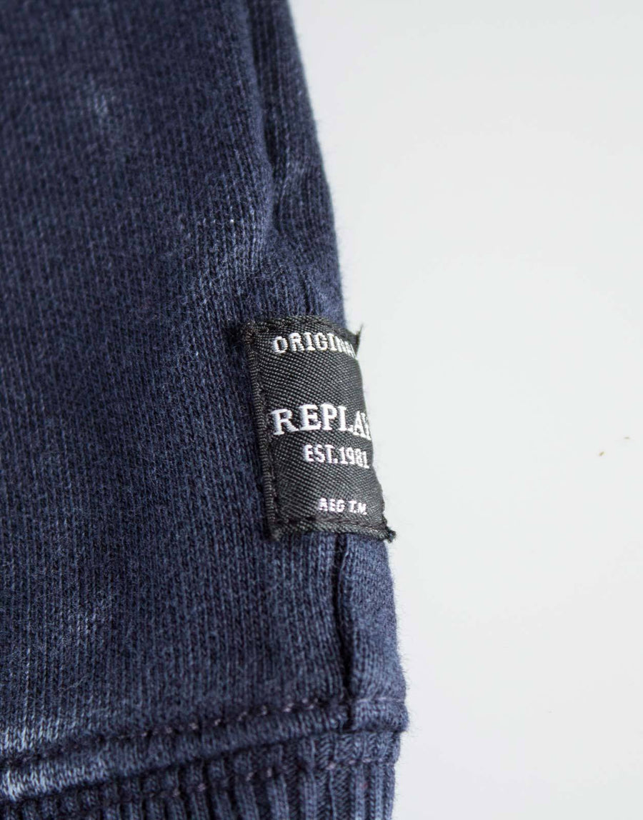 Replay Blue Boys Sweater