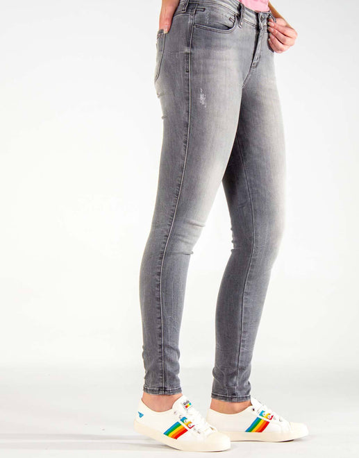 Guess Grey Bling Jeans