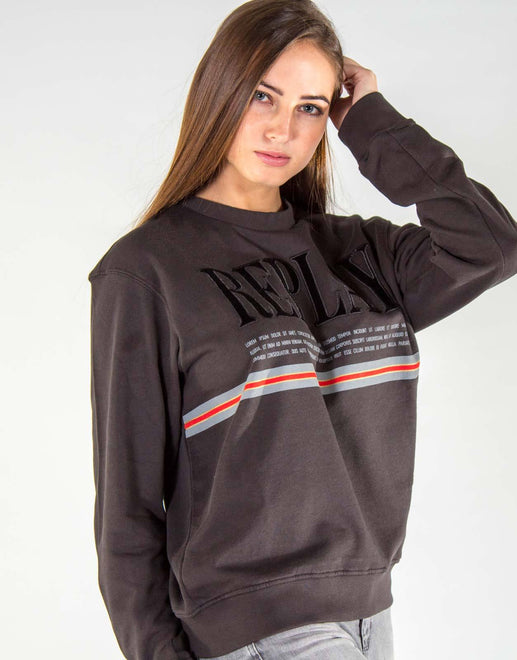 Replay Grey Sweater
