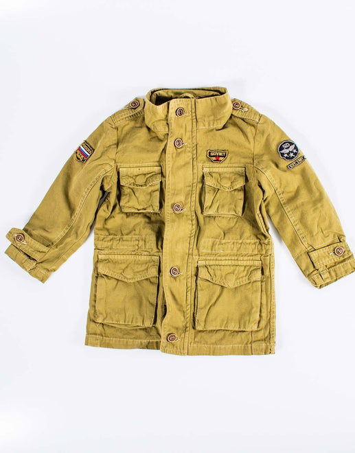 Soviet Boys Parka Jacket