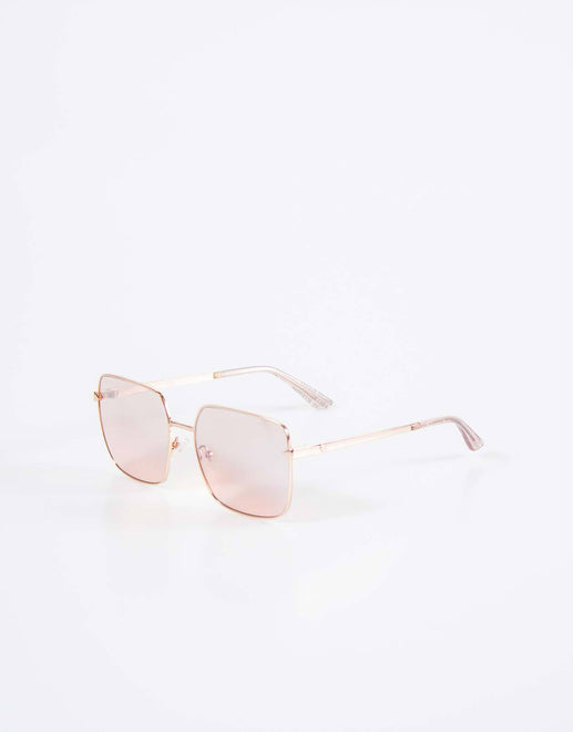 Guess Retro Square Sunglasses