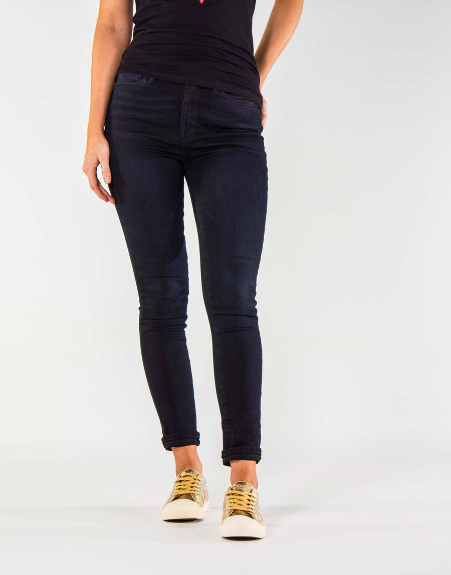 Guess High Rise Skinny Jeans