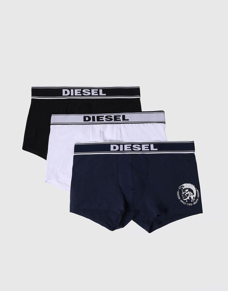 Diesel Umbx-Shawn Three Pack Underwear - Subwear