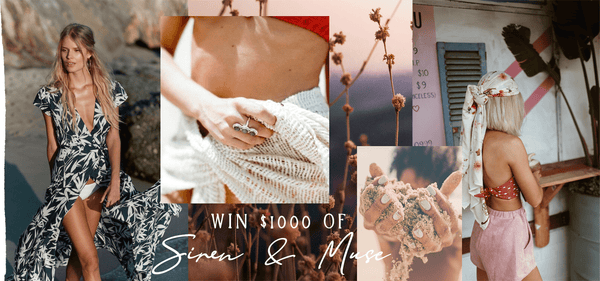 Win $1000 Of Siren & Muse!