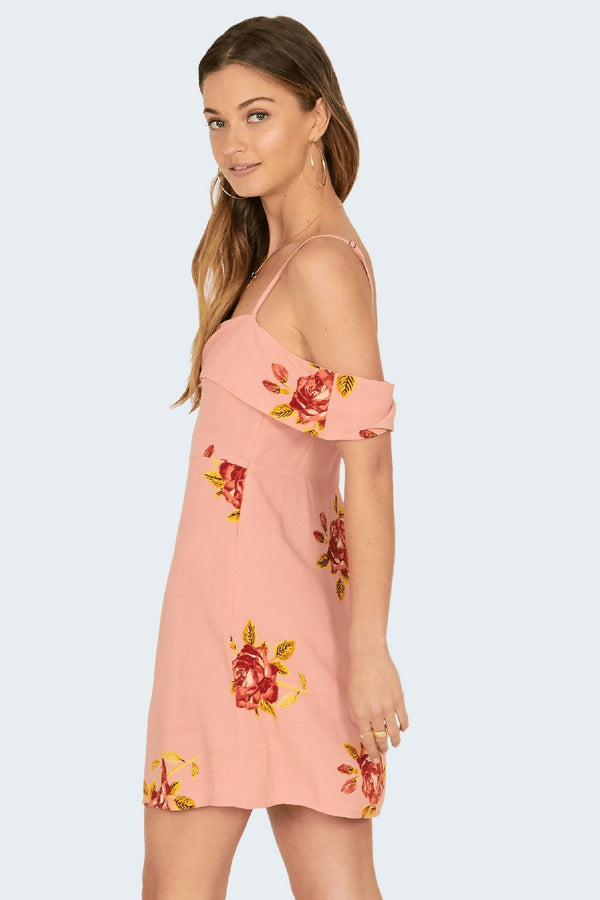 Amuse Society Valentina Dress // Pink