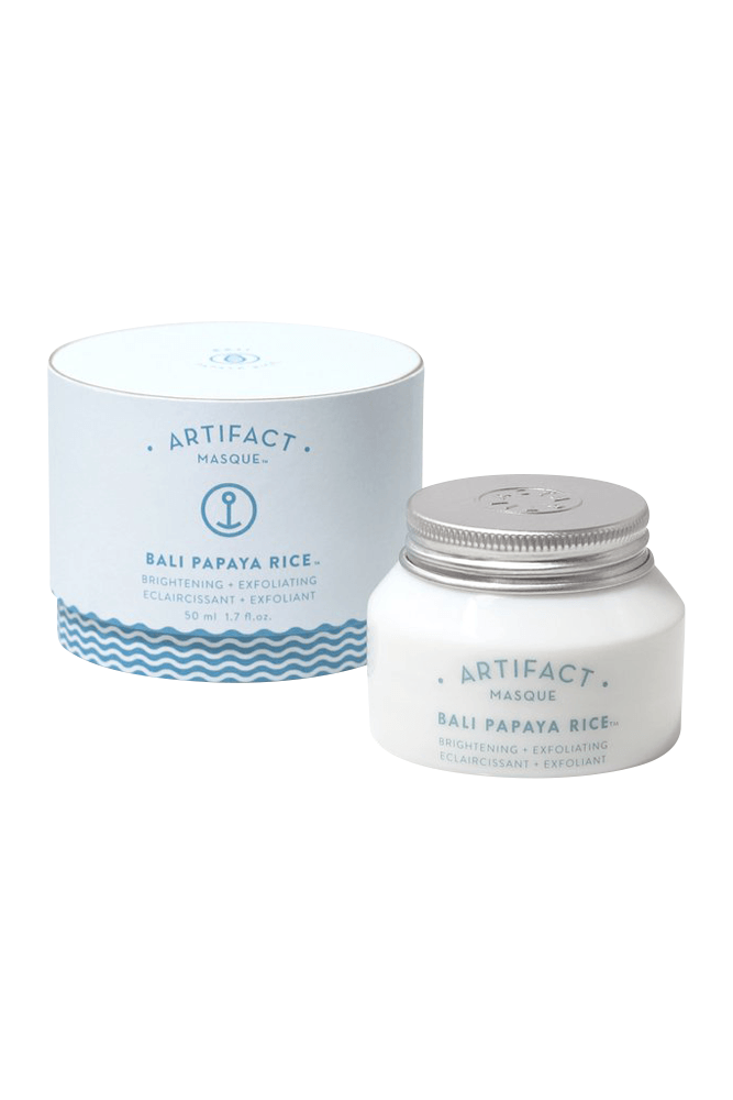 Artifact Skin Co Bali Papaya Rice Masque - Siren & Muse