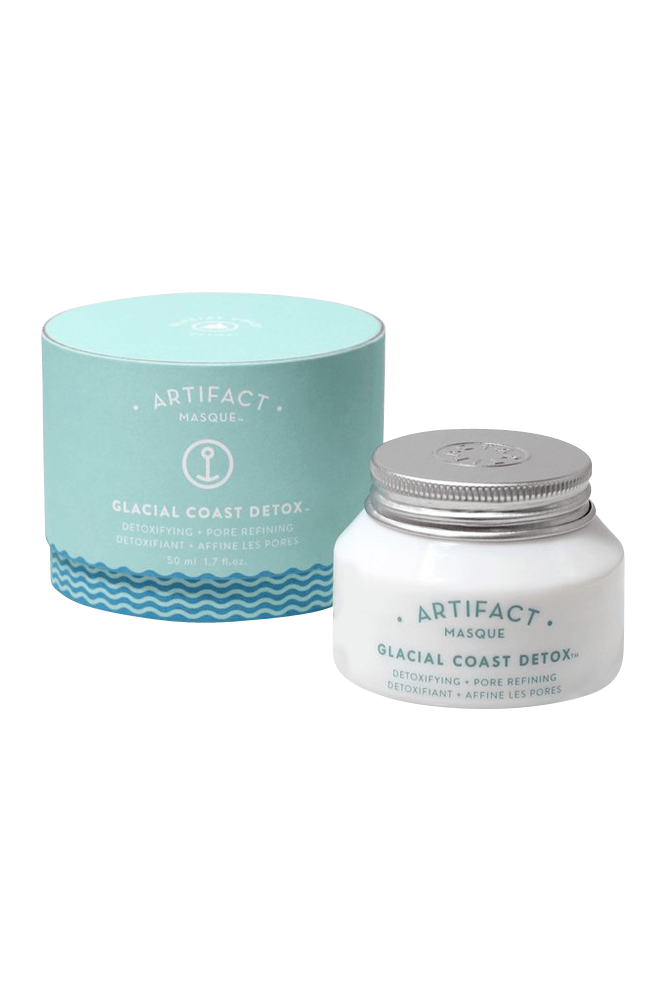 Artifact Skin Co Glacial Coast Detox Masque - Siren & Muse