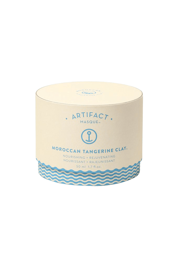 Artifact Skin Co Moroccan Tangerine Clay Masque