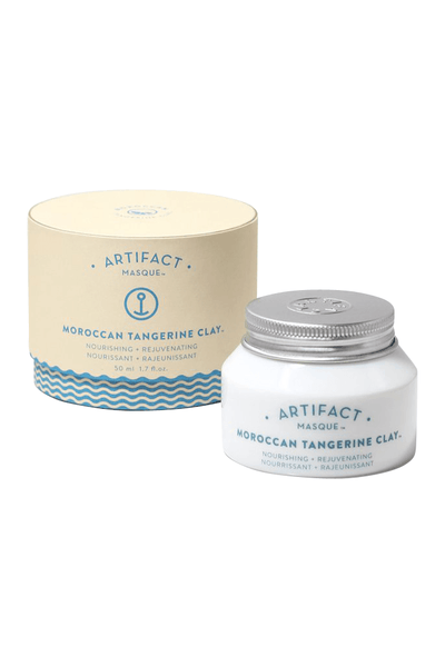 Artifact Skin Co Moroccan Tangerine Clay Masque - Siren & Muse