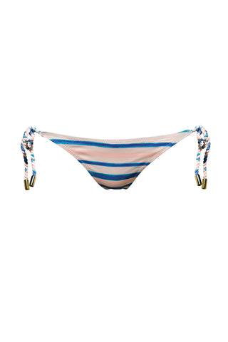 SAMOA - swimwear triangle bikini top - Festival Art