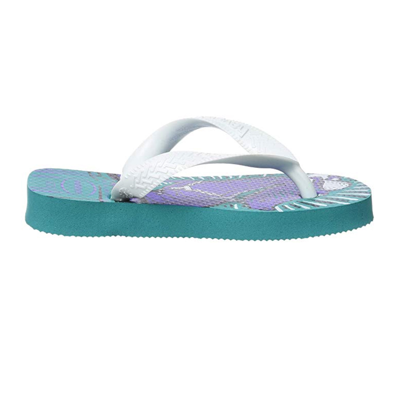 Havaianas flip flop - Kids Radical - lake green