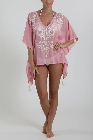CAYMAN - Cover Up - Pink