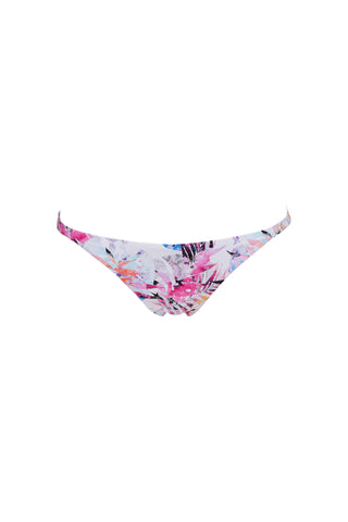 SYDNEY - Twist halter Top B-DD-Cup Art Blossoms