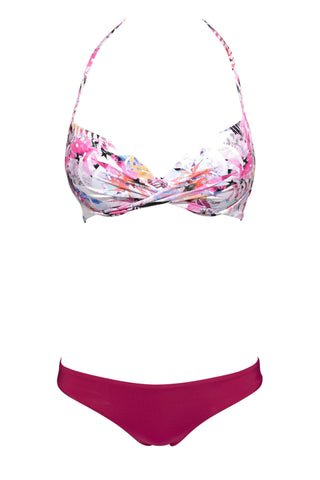 MIAMI - C-F-Cup Underwired Top - True Inspiration