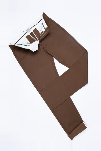 Textured Trouser Pant - Stitch Note