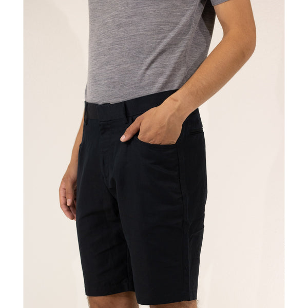 Casual Chino Shorts - Stitch Note