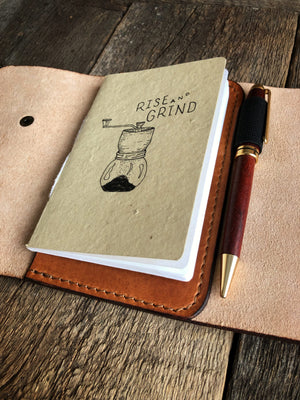 Recollection Journal [Original Artwork + Horwween Dublin]