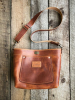Swift Crossbody [Horween English Tan]
