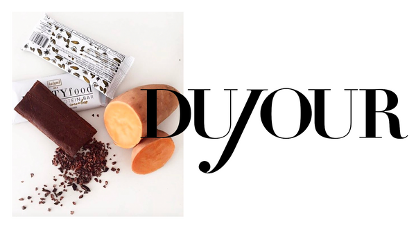 DUJOUR- Try a Beauty-Boosting Super Food