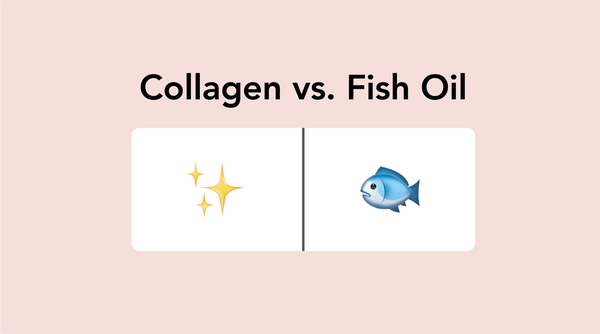 Collagen and Fish Oil: How Do They Work Together and What Are Their Benefits?