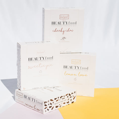 The Classics + Chai Marine Collagen Bar Collection (4 boxes)
