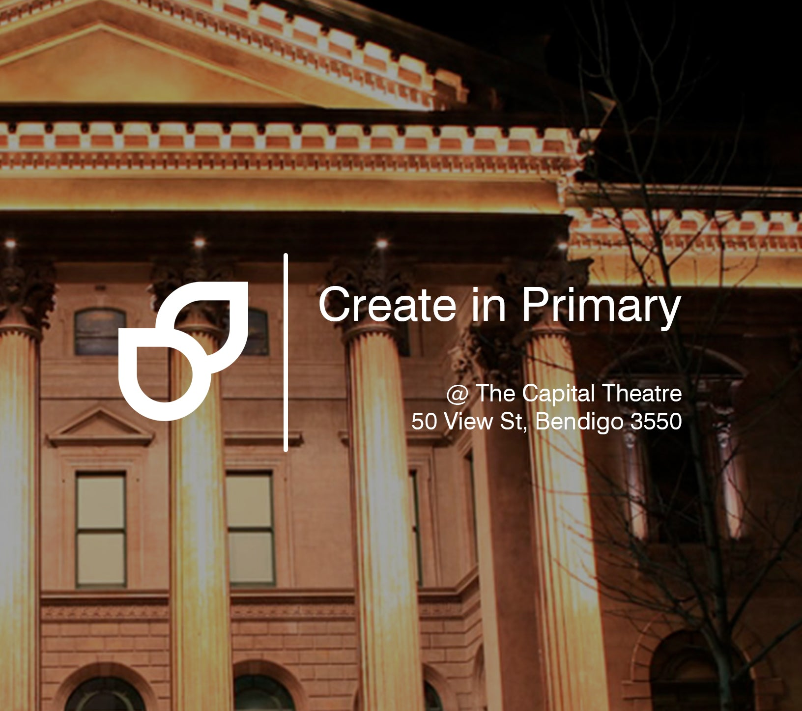 Create in Primary: August 29th, 2019 - 1:30pm to 4:30pm