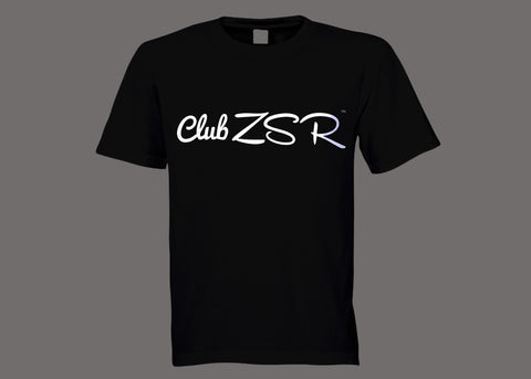 Club ZSR Black Tee