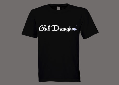 Club Draughon Black Tee