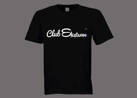 Club Ekstrom Black Tee