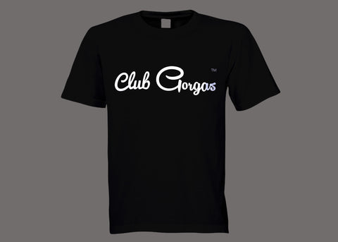 Club Gorgas Black Tee