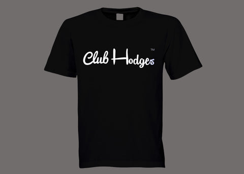 Club Hodges Black Tee