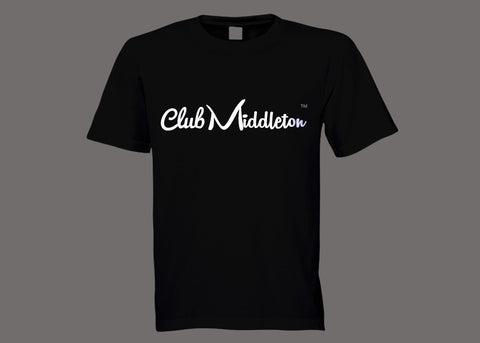 Club Middleton Black Tee