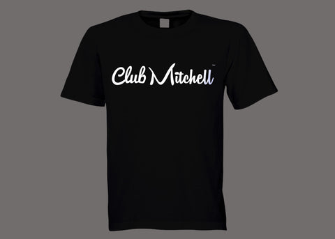 Club Mitchell Black Tee