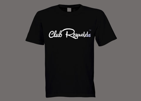 Club Reynolds Black Tee