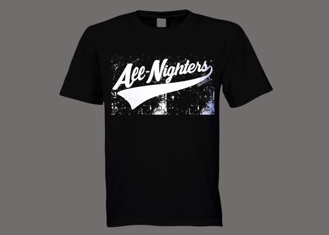 Club SEL Black All-Nighters Tee