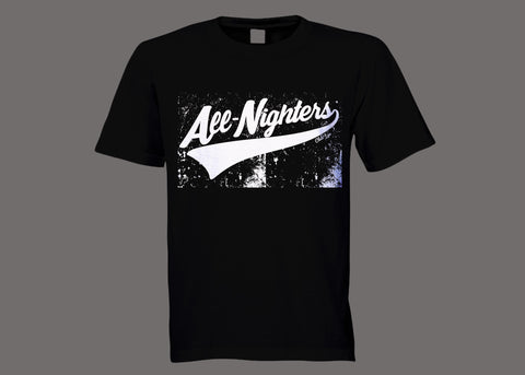 Club Law All-Nighters Black Tee